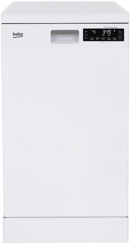 beko dfs28120w lave vaisselle 45 cm planet m nager. Black Bedroom Furniture Sets. Home Design Ideas
